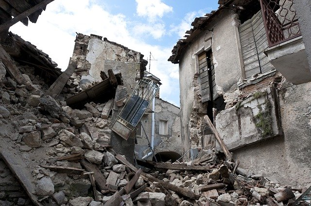 What makes a building earthquake-resilient?