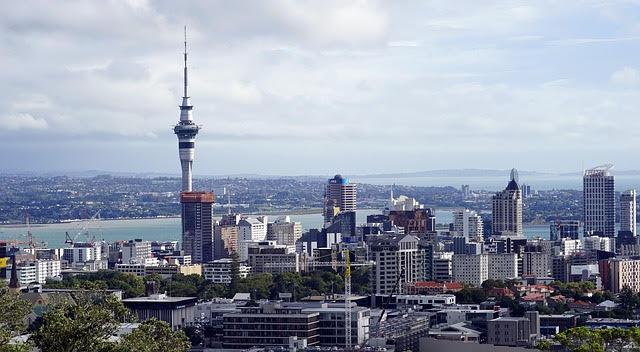 skytower NZ travel design