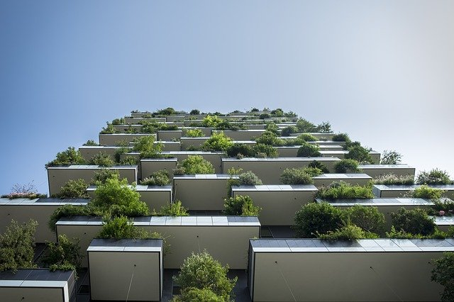 The growth of Green Cities and buildings and what that means for 'the Lil guys'
